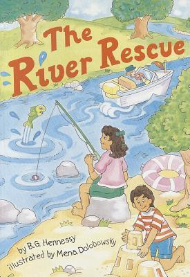 Comprehension Power Readers the River Rescue Grade 3 Single 2004c