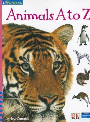 Iopeners Animals A to Z Single Grade K 2005c