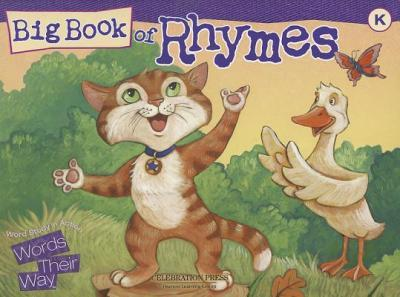Big Book of Rhymes, Level K