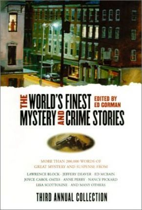 The World's Finest Crime and Mystery Stories