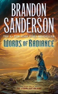 Words of Radiance Cover Image