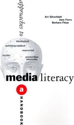 Critical Approaches to Media Literacy