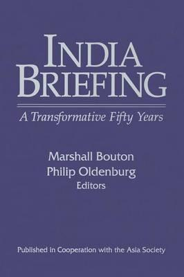 India Briefing: Transformative 50 Years