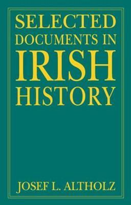 Selected Documents in Irish History