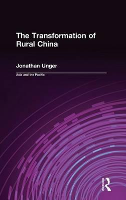 The Transformation of Rural China