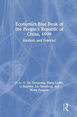 Economics Blue Book of the People's Republic of China, 1999