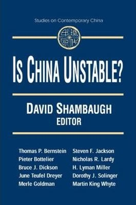 Is China Unstable?