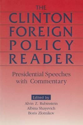The Clinton Foreign Policy Reader