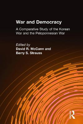 War and Democracy