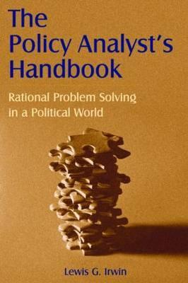 The Policy Analyst's Handbook