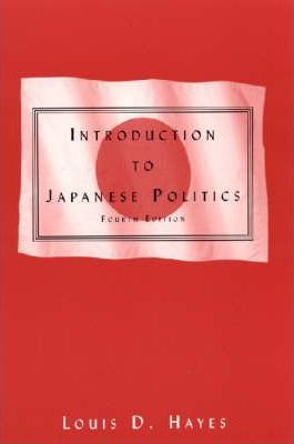 Introduction to Japanese Politics