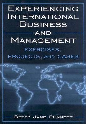 Experiencing International Business and Management