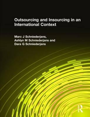 Outsourcing and Insourcing in an International Context