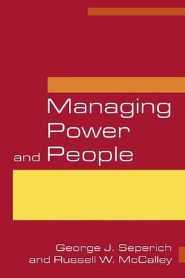 Managing Power and People