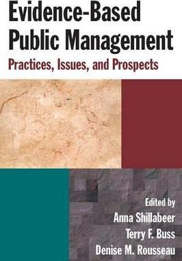 Evidence-Based Public Management