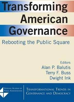 Transforming American Governance