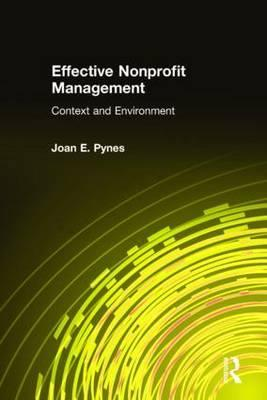 Effective Nonprofit Management