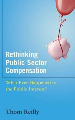 Rethinking Public Sector Compensation