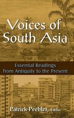 Voices of South Asia