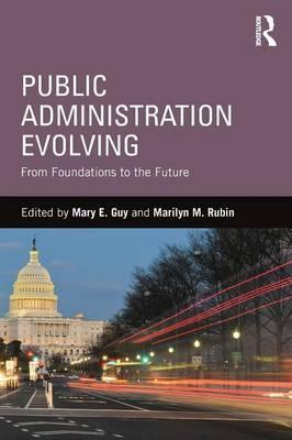 Public Administration Evolving