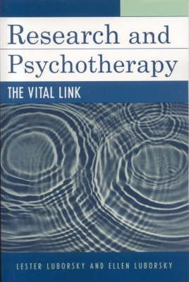 Research and Psychotherapy