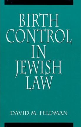 Birth Control in Jewish Law