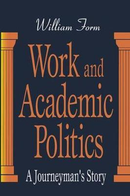 Work and Academic Politics