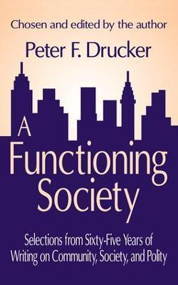 A Functioning Society