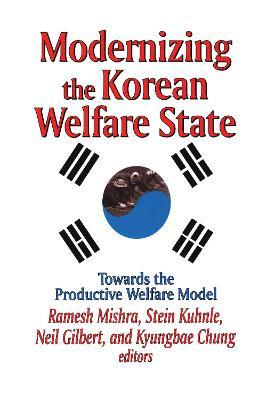 Modernizing the Korean Welfare State