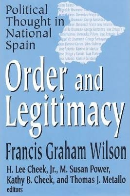 Order and Legitimacy