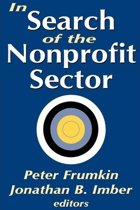 In Search of the Nonprofit Sector