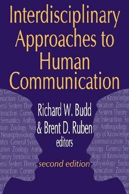 Interdisciplinary Approaches to Human Communication