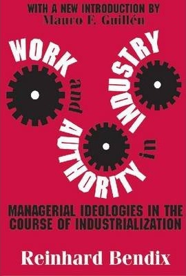 Work and Authority in Industry