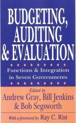Budgeting, Auditing, and Evaluation
