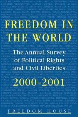 Freedom in the World: 2000-2001