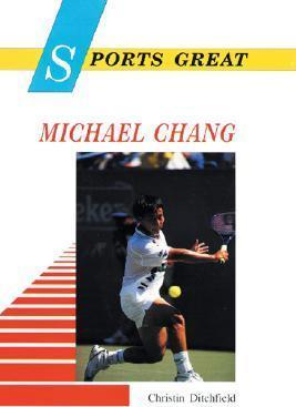 Sports Great Michael Chang