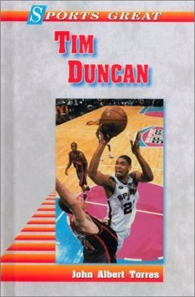 Sports Great Tim Duncan