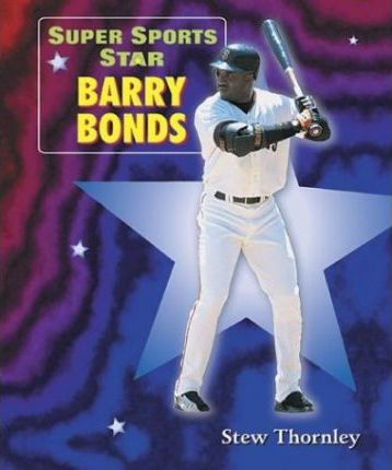 Super Sports Star Barry Bonds