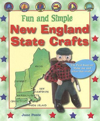 Fun and Simple New England State Crafts