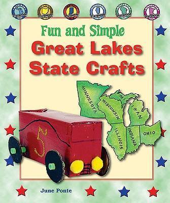 Fun and Simple Great Lakes State Crafts