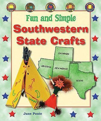 Fun and Simple Southwestern State Crafts