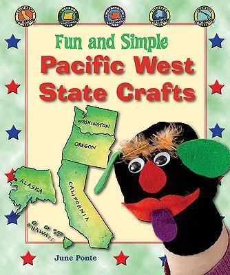 Fun and Simple Pacific West State Crafts
