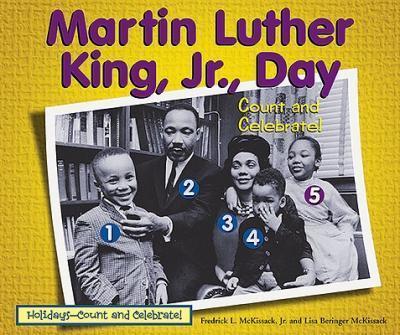 Martin Luther King, Jr., Day-count and Celebrate!