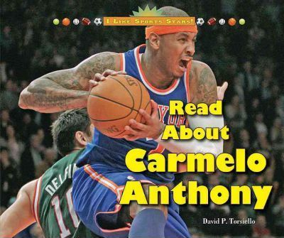 Read about Carmelo Anthony