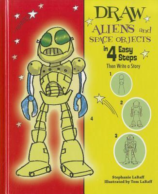 Draw Aliens and Space Objects in 4 Easy Steps
