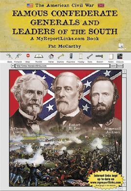 Famous Confederate Generals and Leaders of the South