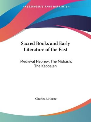 Sacred Books and Early Literature of the East: v. 4