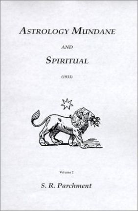 Astrology Mundane and Spiritual (1933)