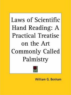 Laws of Scientific Hand Reading