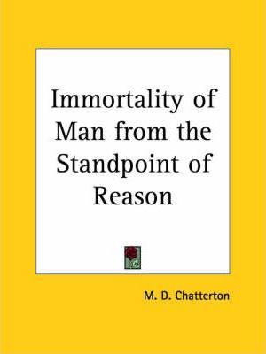 Immortality of Man from the Standpoint of Reason (1904)